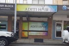 Shop signs-Haridresser
