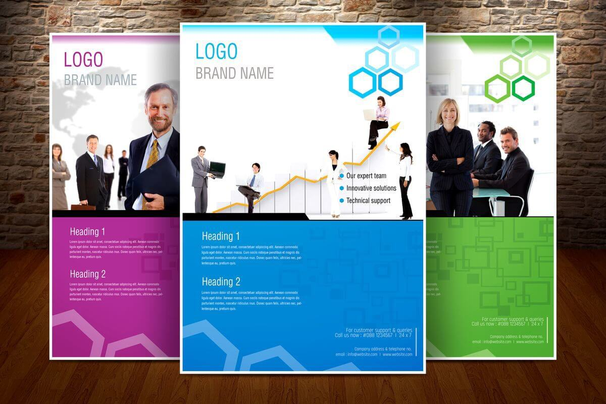 corporate flyers newcastle