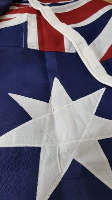 Fully Sewn Quality Outdoor Flag