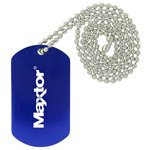Dog Tag Necklace - 1