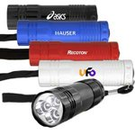 Industrial Triple LED Flashlight - 1