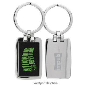 The Westport Key Chain