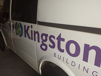 Kingston Van Small Side View