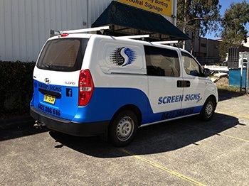 Carbon Fiber Van Wrap