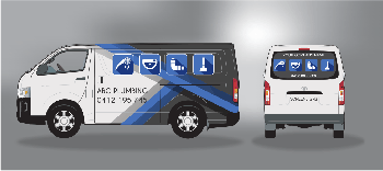 Design Wrap Van