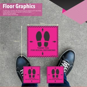 Floor Sticker